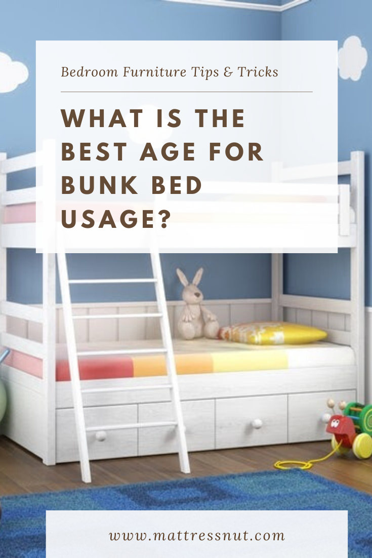 What S The Best Age For Bunk Bed Use Minimum Age 5 Pg Q A Guide Bunk Beds Bed Bunks