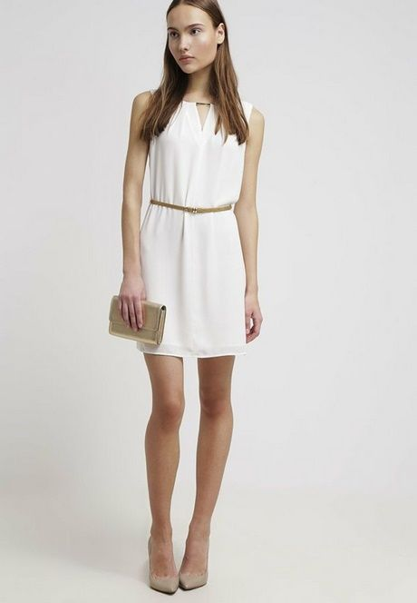 Weisses sommerkleid damen | Sommerkleid, Kleider, Zalando ...