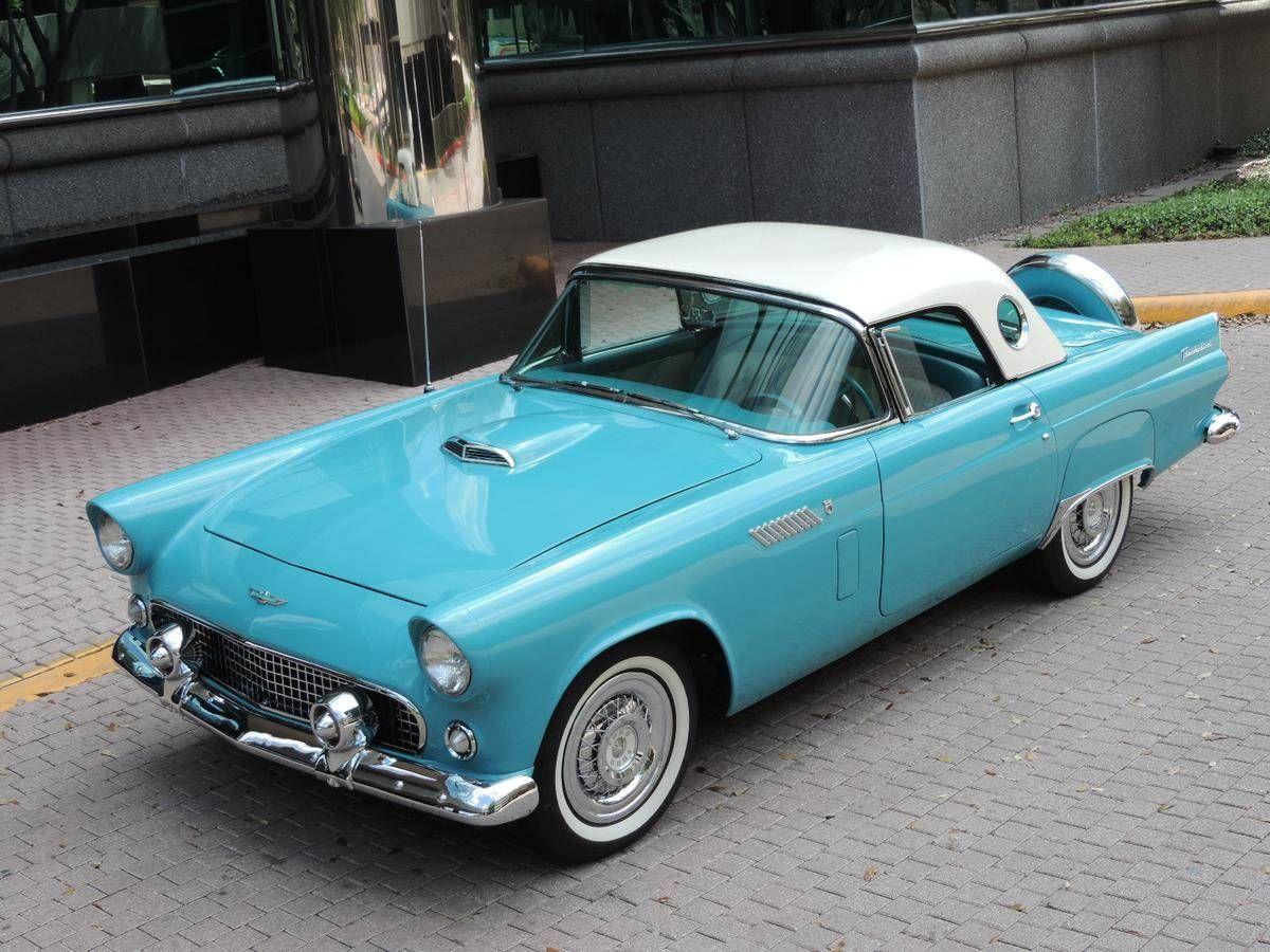 1956 Ford Thunderbird for sale #1827342 | Hemmings Motor News ...