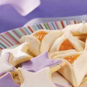 Apricot-Filled Triangles Recipe