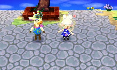 Animal Crossing: New Leaf Guide ~ Gracie's Fashion Check