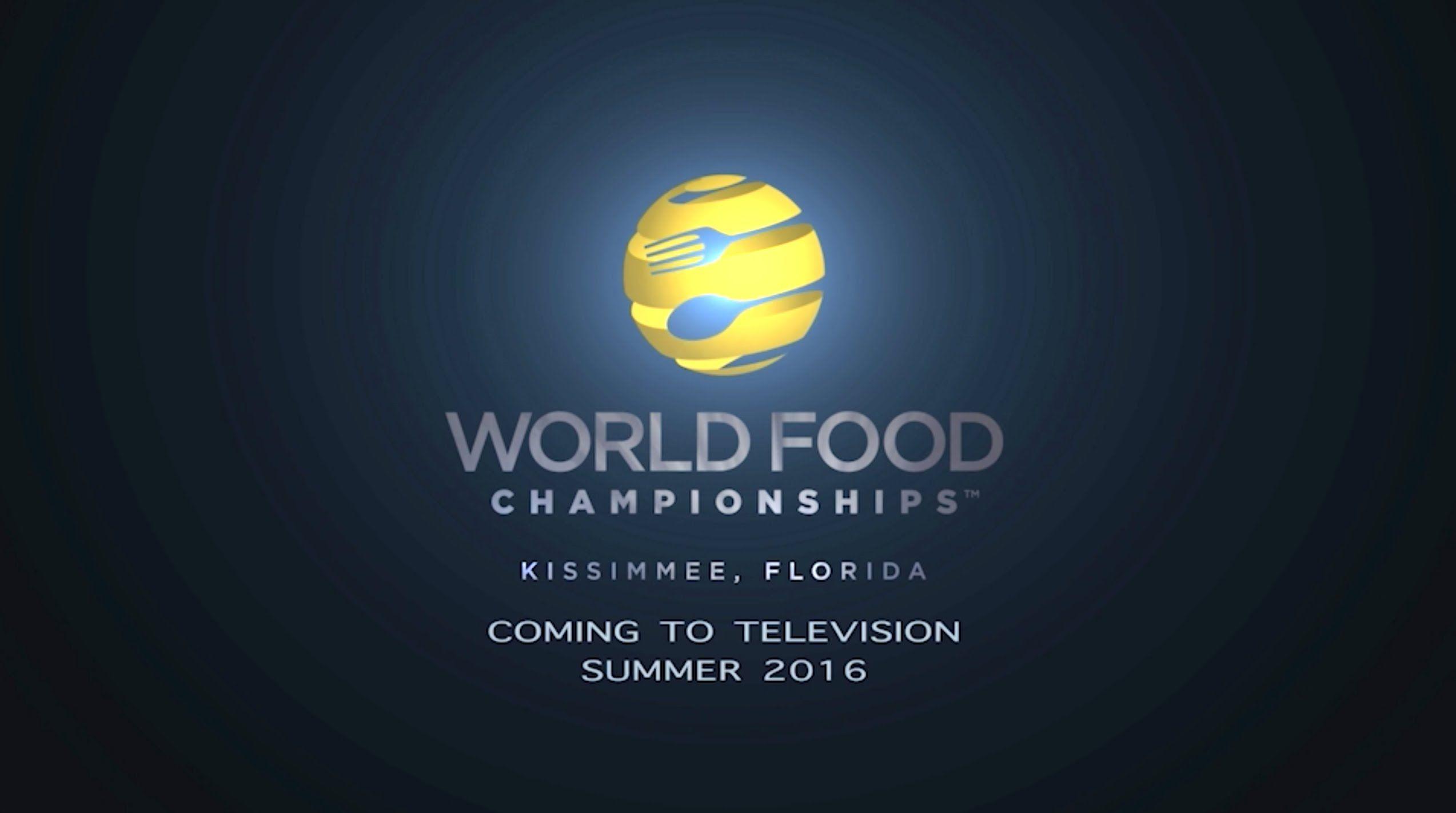 World Food Championships 2015 Sizzle Reel