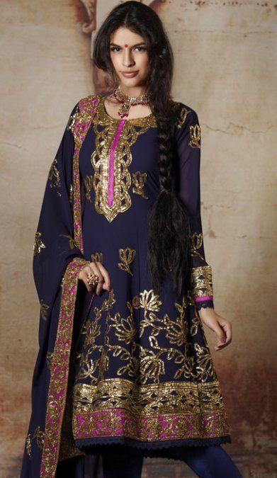 52309d13e7 Churidar Kameez. Churidars, or churidar pyjamas, are tightly fitting  trousers. In Pakistan