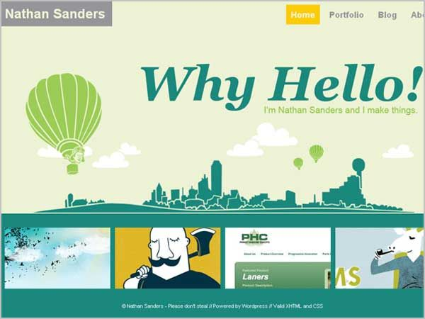 Why Hello | Website Design
