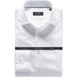 Photo of Olymp signature shirt, tailored fit, extra long arm, white, 40 Olymp