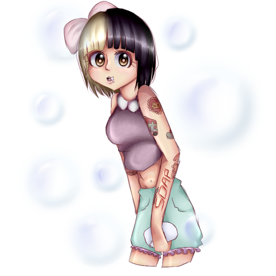 Soap  Melanie Martinez By Missmushroonniantart On @deviantart