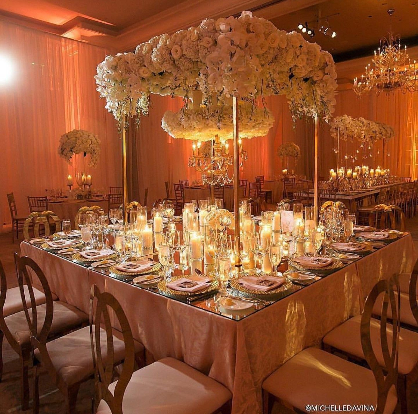 Wedding dinner decoration ideas  Pin by Christianjoy White on Bonded  Pinterest  Weddings
