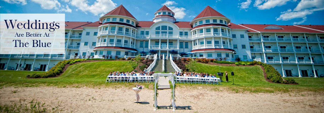 Sheboygan Wedding Wisconsin Venues Blue Harbor