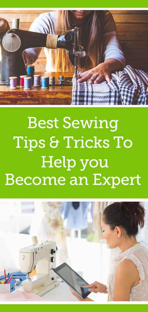 Get Free sewing hacks, video instruction, projects, and inspiration when you sign up for the National Sewing Circle free newsletter. Learn from the experts. #sewinghacksvideos