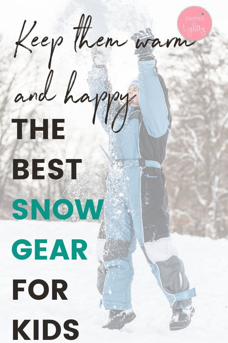 The Ultimate Guide to Kids Snow Gear Kids snow gear