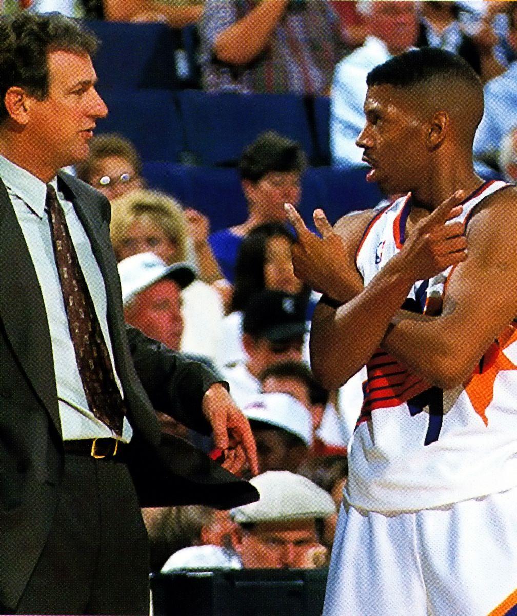 Paul Westphal & Kevin Johnson Rare NBA s