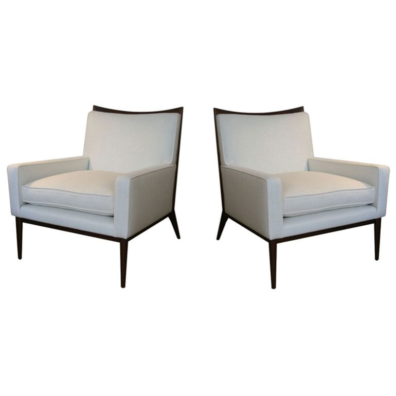 Paul McCobb 1322 For Directional Armchairs