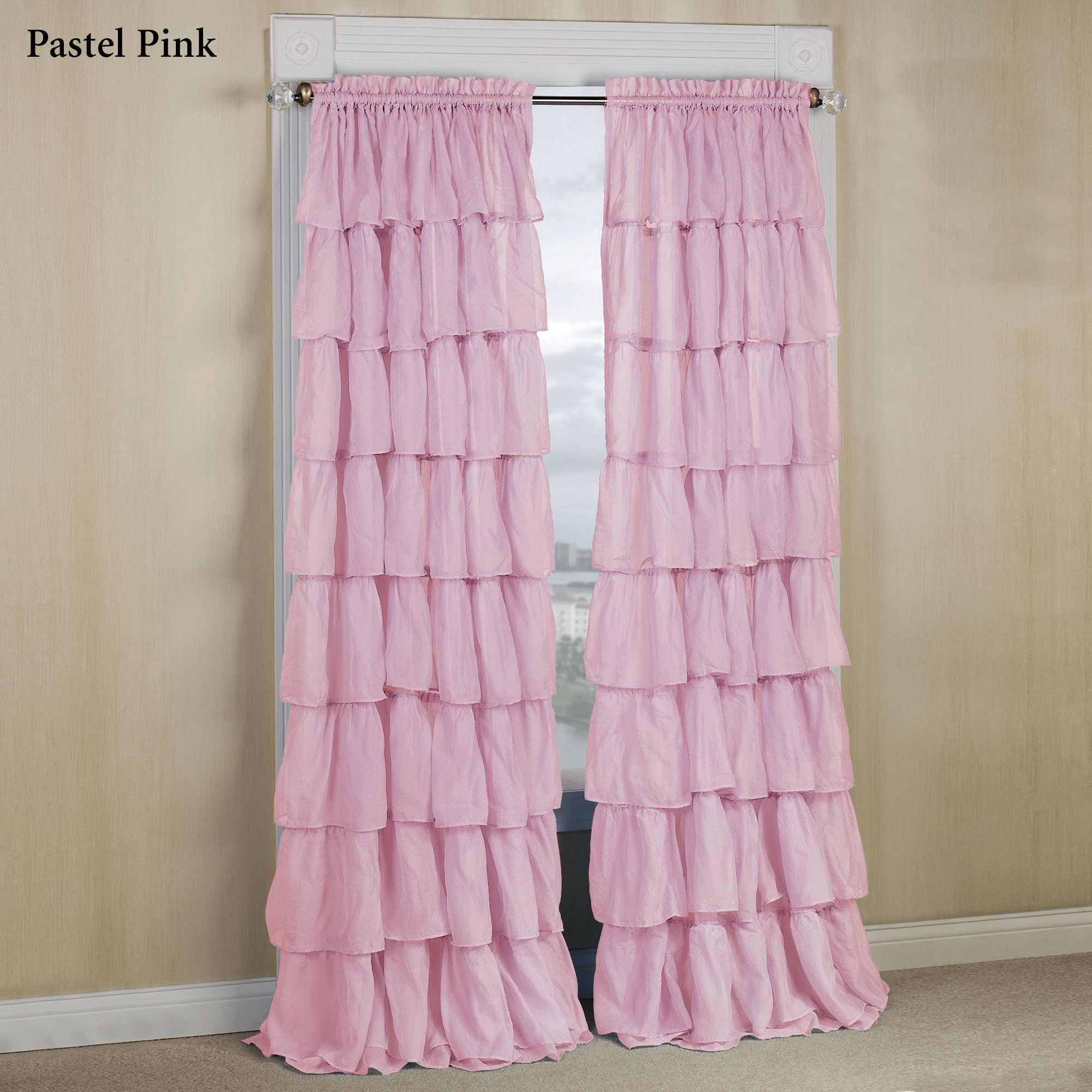 Light pink shower curtain - Light Pink Shower Curtains Gallery Of Light Pink Ruffle Shower Curtain