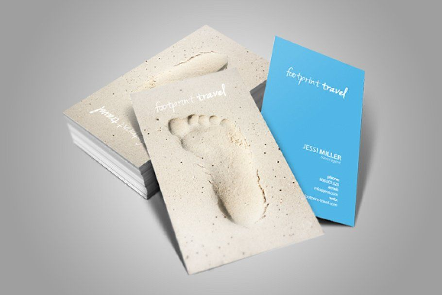 Travel Agency Card Agency Business Cards Business Cards Creative Templates Business Card Template Design