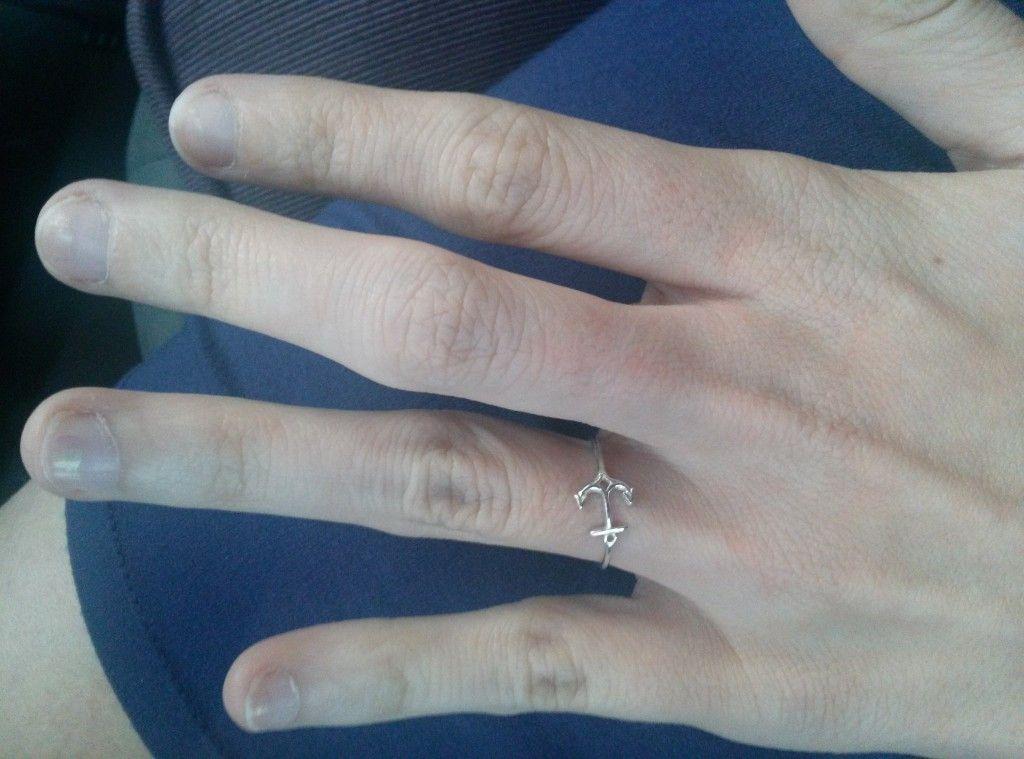 Check out Ashleys Divorce Ring Trash The Dress anchor divorce