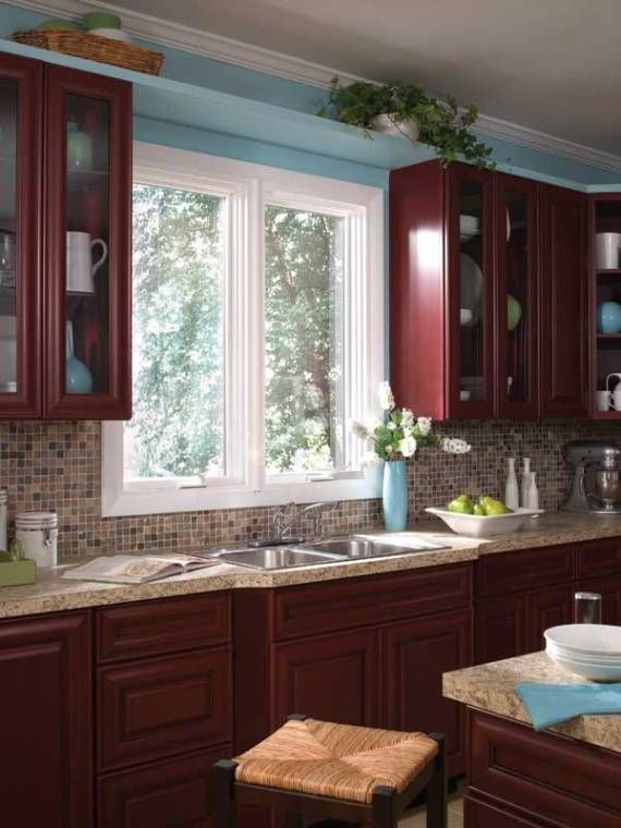 Diy kitchen window treatments homes gardens dress your windows diy kitchen window treatments homes gardens dress your windows in easy casual style with these do it yourself window treatments solutioingenieria Images