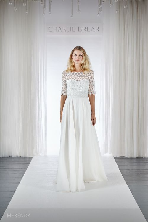 Charlie Brear Bridal Iconic Collection - Merenda #modest | Modest ...