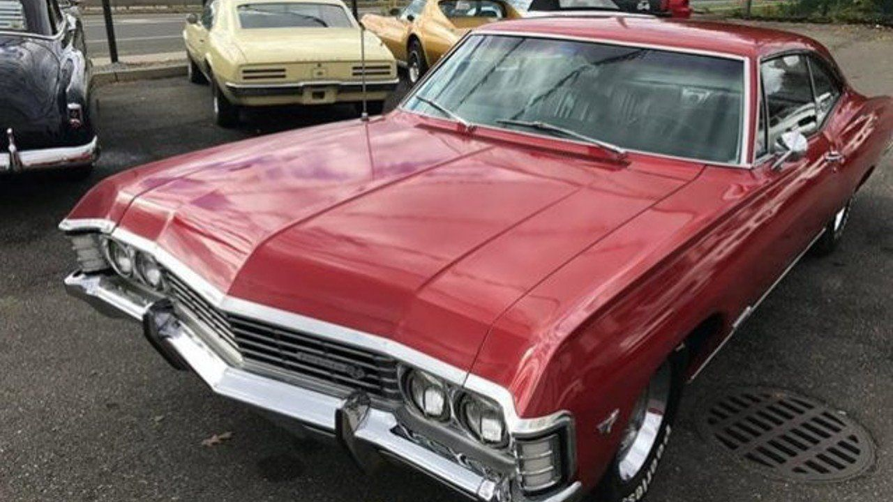 1967 Chevrolet Impala For Sale Near Riverhead New York 11901
