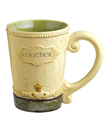 0337b38b6 Loving this Claddagh  Mother  Mug on  zulily!  zulilyfinds