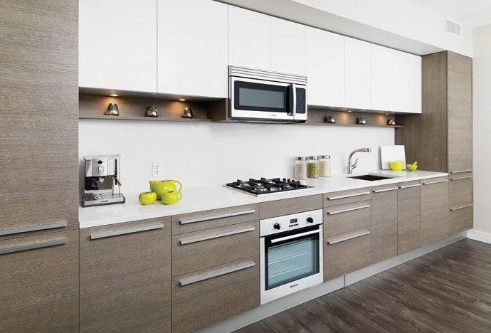 Italian Armony Cucine Kitchens At The Solo District Stratus Amazing Condo Kitchen Design 2018