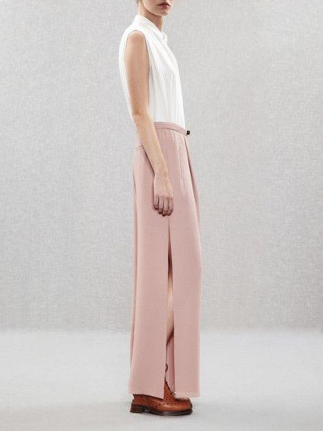 ACNE pastel pants