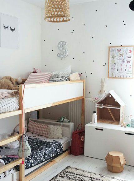 Superieur 15 X Kura Ikea Bed Inspiratie | Lady Lemonade. Shared BedroomsShared Kids  ...