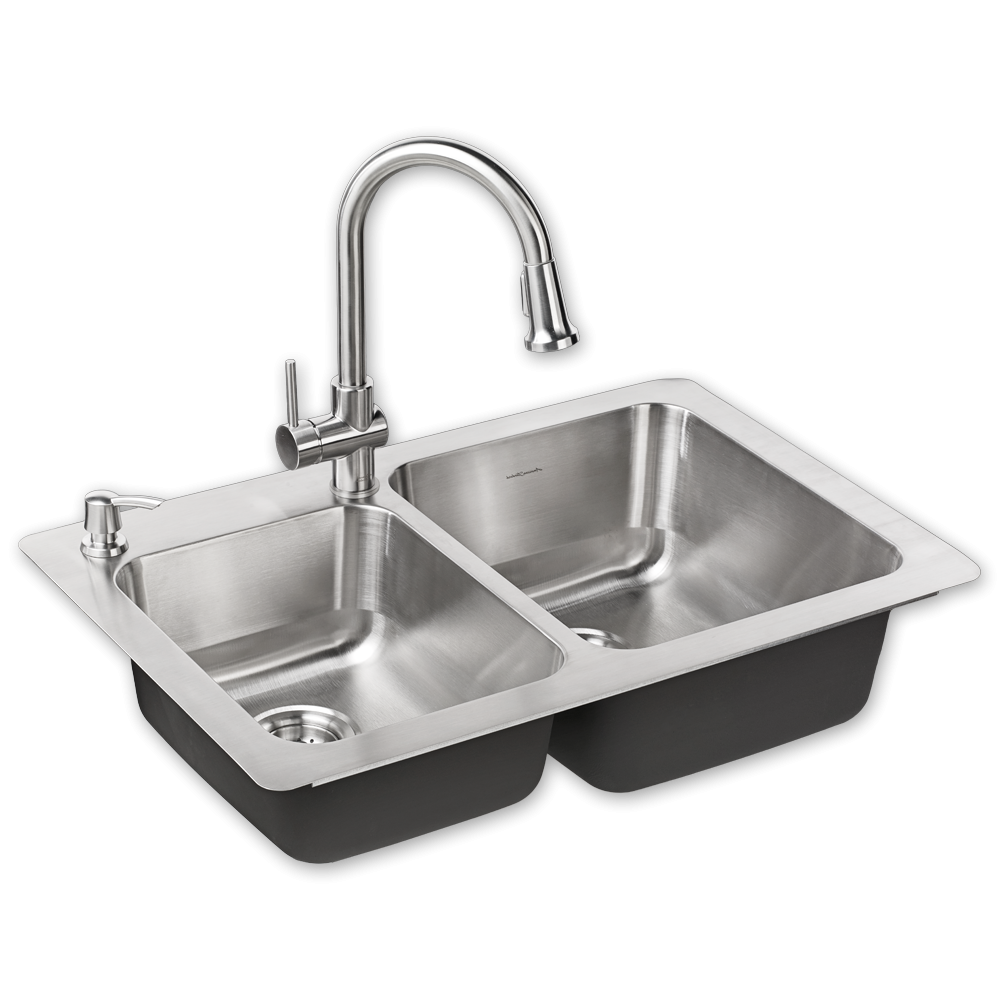 montvale 33 x 22 kitchen sink with faucet american standard from american standard kitchen sink accessories montvale 33 x 22 kitchen sink with faucet american standard from      rh   pinterest com