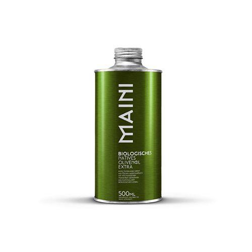 BIOLOGISCHES extra natives Olivenöl 500ml