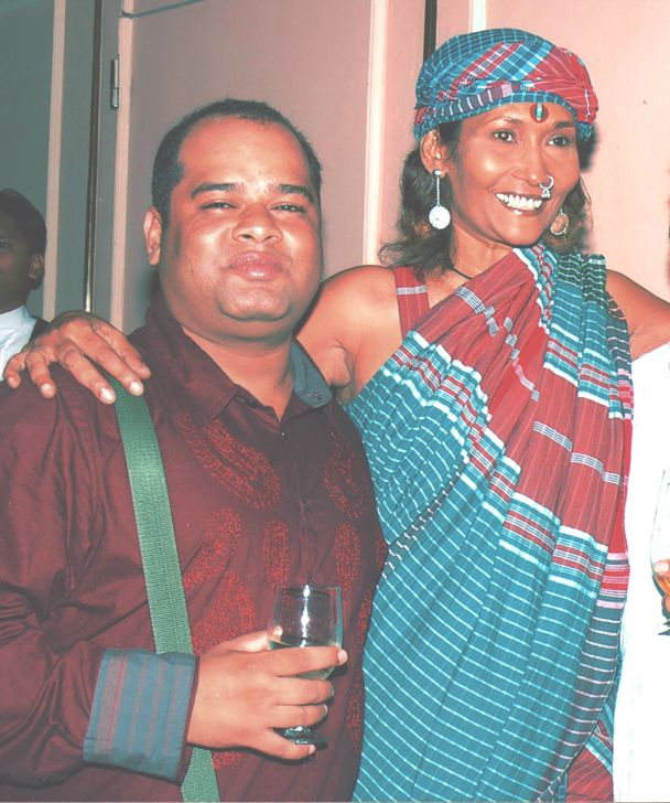 Bibi Russell Bangladeshi Supermodel Designer Supermodels Fashion Cold Shoulder Dress