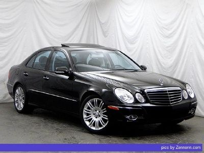 2008 Mercedes E350 Different Rims But This Is My New Car