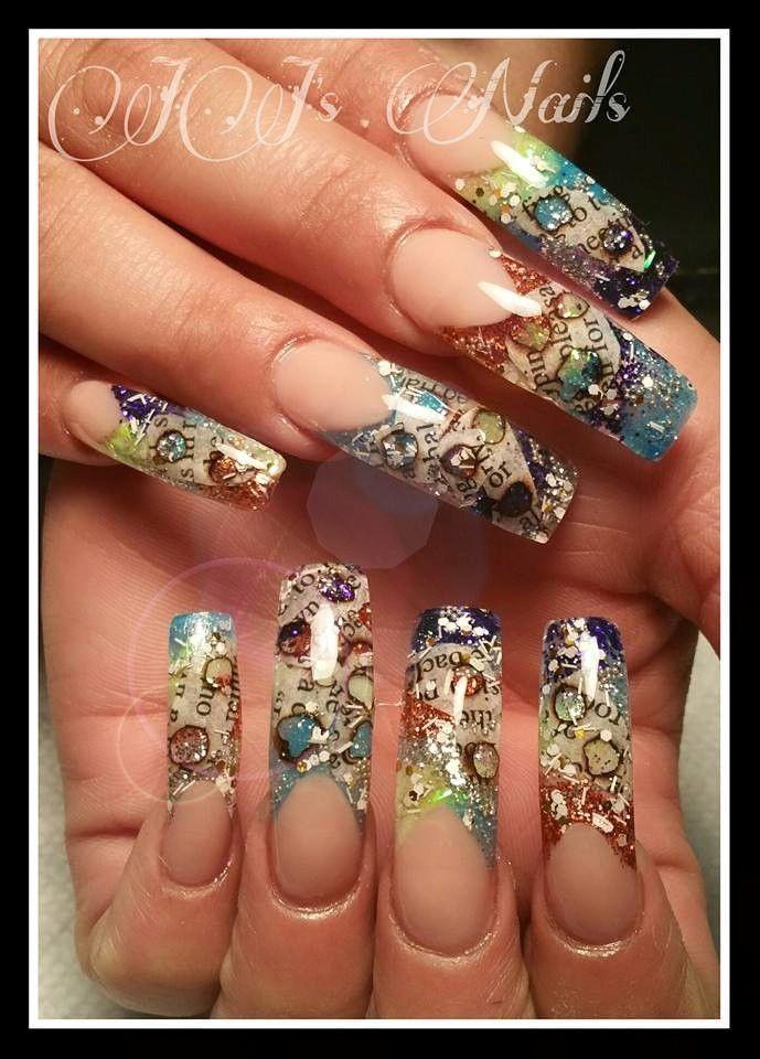Pin on Diseños de uñas