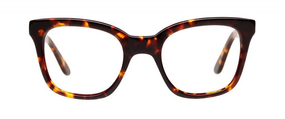 84413e7aee1 Affordable Fashion Glasses Rectangle Square Eyeglasses Women Jack   Norma  Chai Front