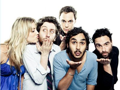 The Big Bang Theory - love them