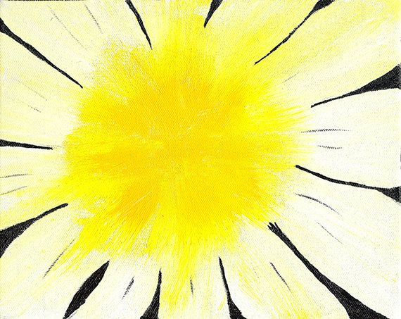 Bright and Sunny by Wenonah on Etsy