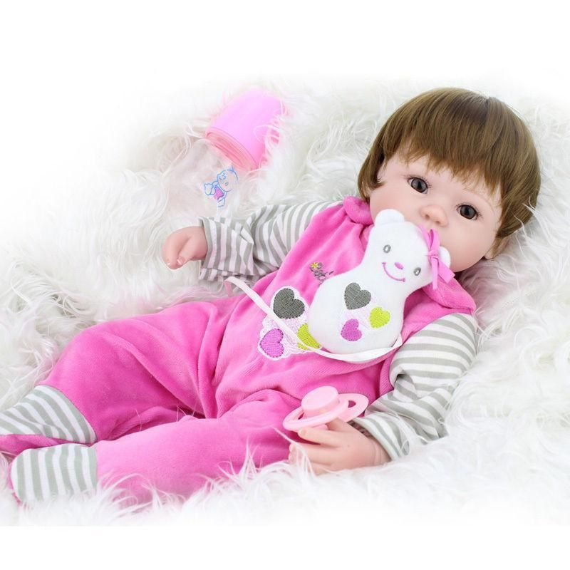 Fake Babies That Look Alive 16 Inch Baby Doll For Play American Girl Baby Doll American Girl Baby Doll Silicone Reborn Babies Reborn Baby Dolls