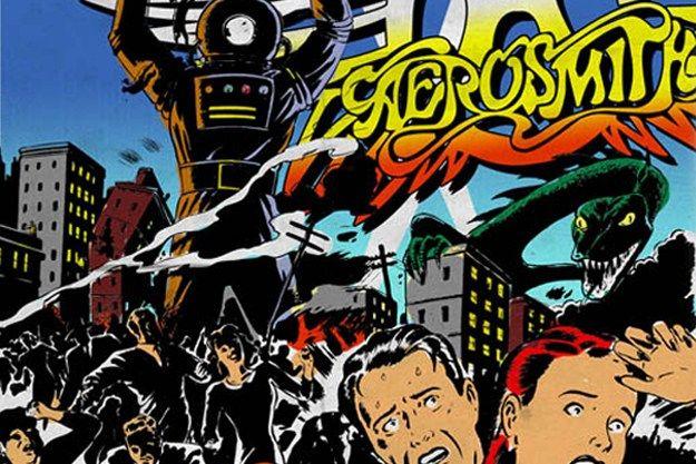 Aerosmith fight against Hurricane Sandy  Read more on yareah.com