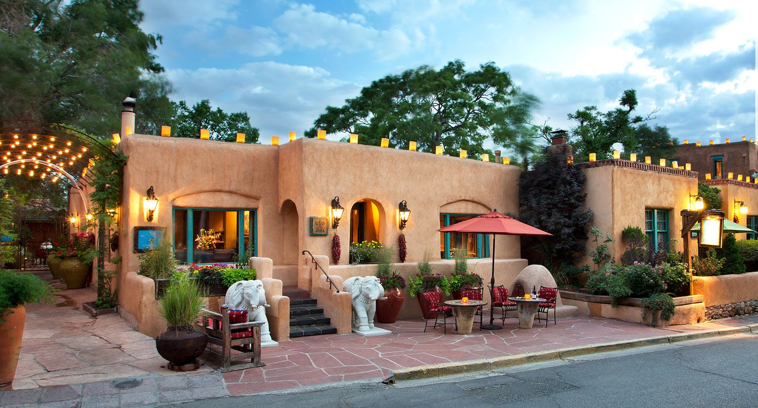 Welcome To The Inn At Five Graces Santa Fe Nm