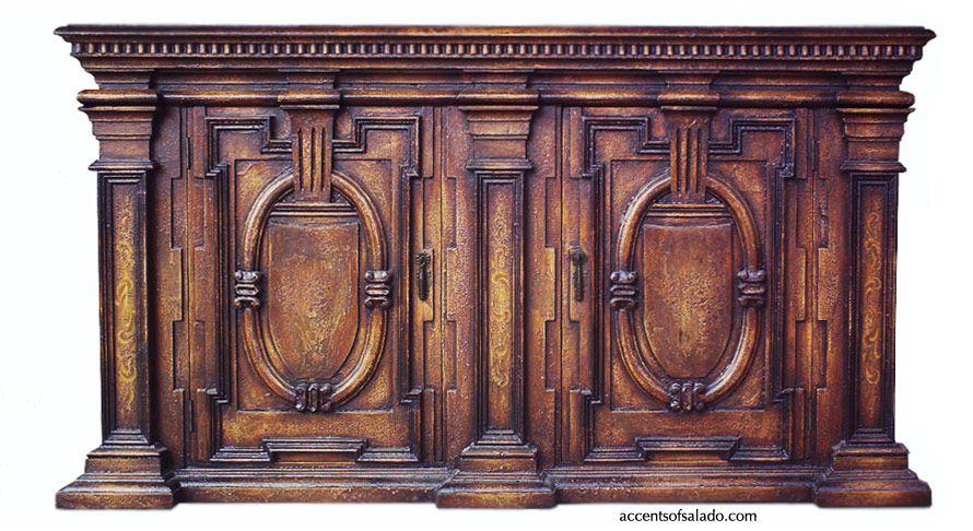 Old World Dining Room Furniture