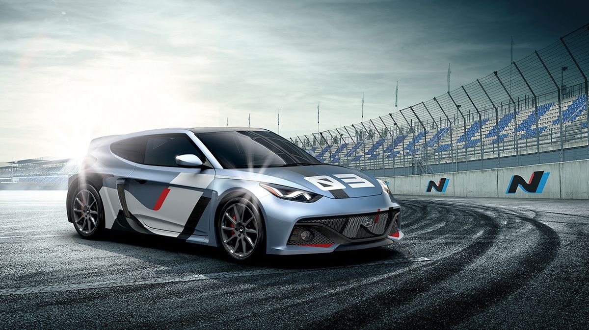 """Hyundai N Halo Car Confirmed As """"Something Nobody Expects"""