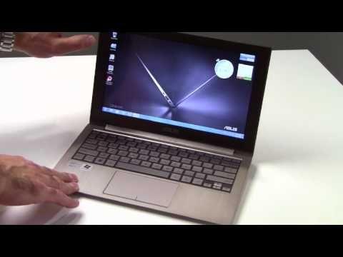 Tính năng trên sản phẩm Asus Zenbook UX21E - Fptshop.com.vn