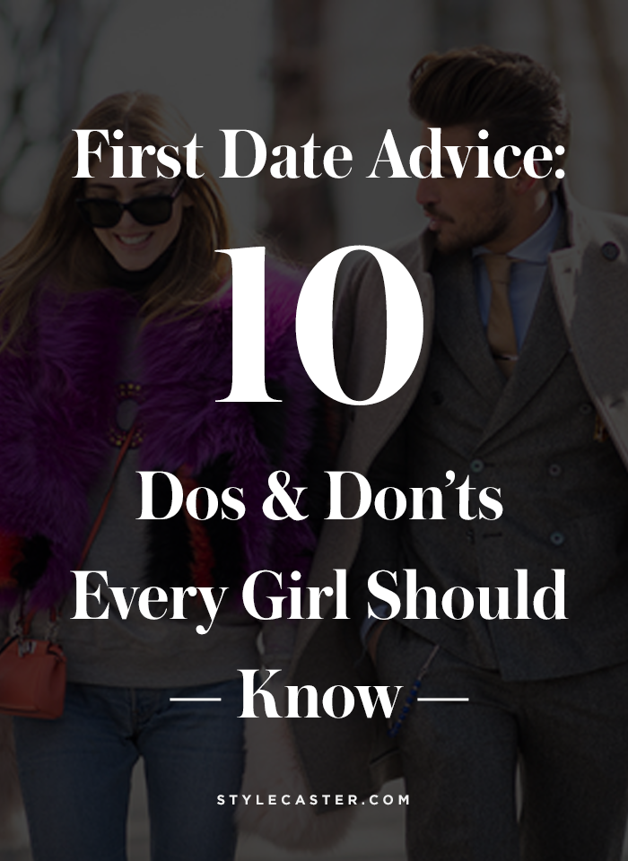 First Date Advice 10 Dos And Donts Everybody Should Know -3910
