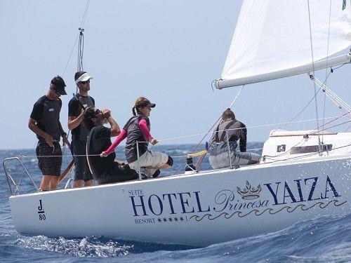 El 'Hotel Princesa Yaiza' se proclama campeón de Liga J80 Lanzarote 2012