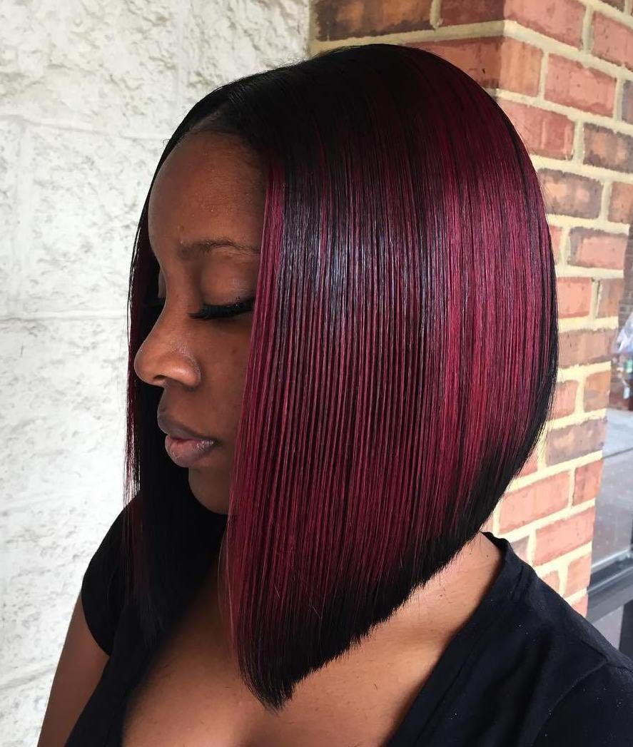 60 showiest bob haircuts for black women | hair styles in