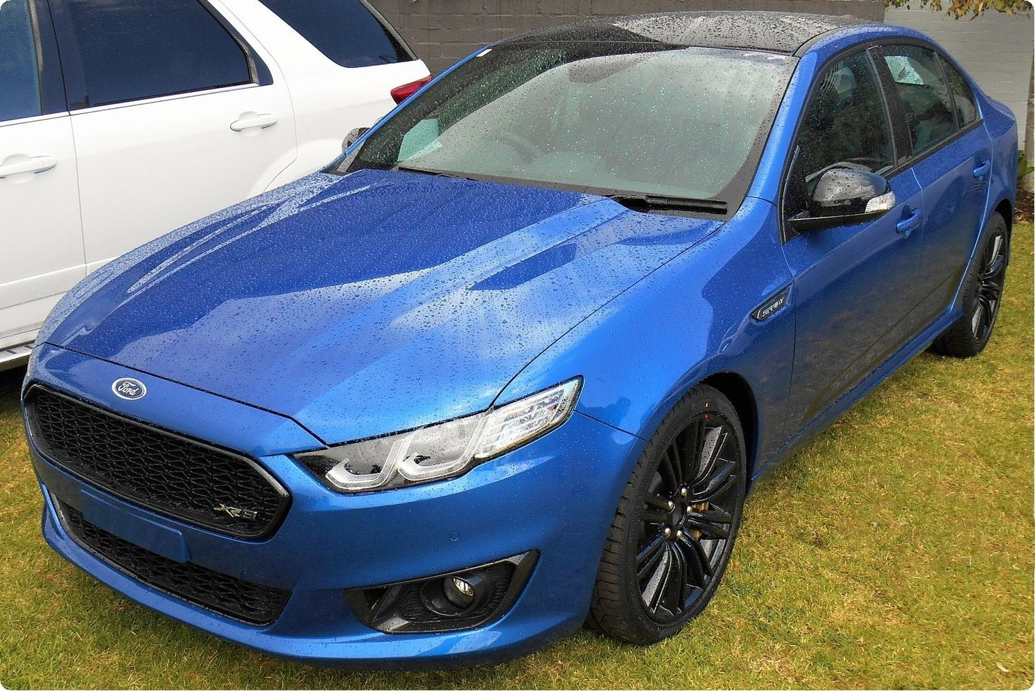 Ford Falcon Fgx Xr8 Sprint Ford Falcon Aussie Muscle Cars Super Cars