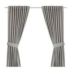 Stores et rideaux - IKEA | Loft | Pinterest | Rideaux, Rideaux ...