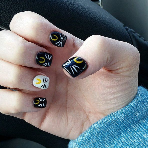 15 Sailor Moon Nail Art Ideas For An Out Of This World