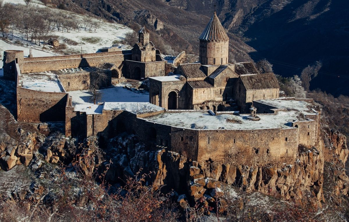 Старая армения картинки