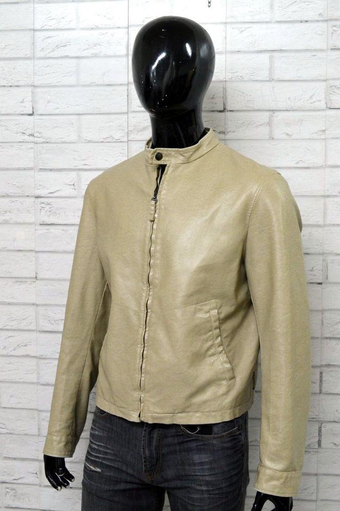 Man Armani Wzq1bvz Uomo Jeans Taglia Giubbotto 52 Size Jacket Giubbino 6tgEzw