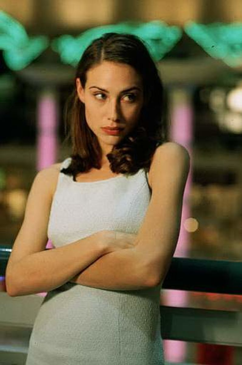 Get Inspired Claire Forlani In Mallrats Claire Forlani