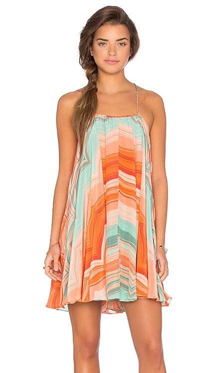Chloe Oliver Tropicana Swing Dress in Paradise | REVOLVE